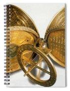 Cole Astronomical Compendium Dial, 1569 Spiral Notebook