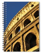 Coliseum. Rome Spiral Notebook