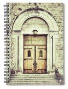 Collegiate Spiral Notebook