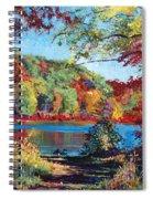 Color Rich Harriman Park Spiral Notebook
