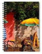 Color Spiral Notebook