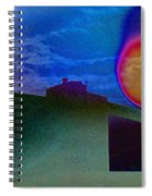 Colorado Fuel And Iron Spiral Notebook