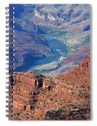 Colorado River I Spiral Notebook