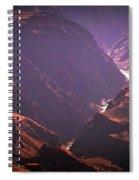 Colorado River II Spiral Notebook