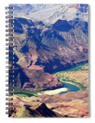 Colorado River IIi Spiral Notebook