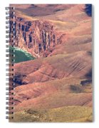 Colorado River Iv Spiral Notebook