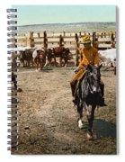 Colorado: Round Up Spiral Notebook