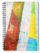 Colored Sailing Spiral Notebook