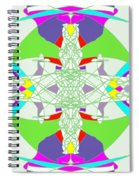 Colorization Spiral Notebook
