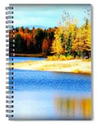 Colors At Chena Spiral Notebook