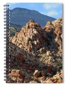 Colors In The Desert Spiral Notebook