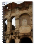 Colosseum 1 Spiral Notebook