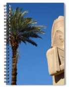Colossus Of Ramses Ll Spiral Notebook
