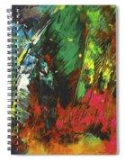 Colours Symphony Spiral Notebook