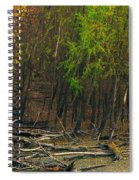 Columbia Bottoms Slough Spiral Notebook