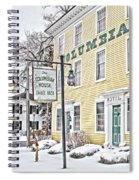Columbian House In Waterville Oh Spiral Notebook
