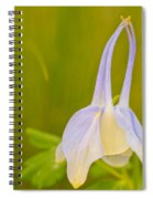 Columbine Spiral Notebook
