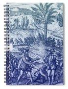 Columbus Arrested Spiral Notebook