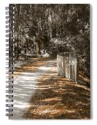 Come Follow Me Spiral Notebook