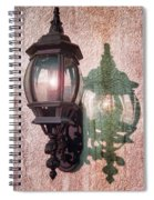 Come To The Light Spiral Notebook