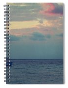 Come With Me My Love Spiral Notebook