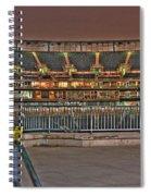 Comerica Park Detroit Mi Spiral Notebook