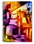 Coming Home 7 Spiral Notebook