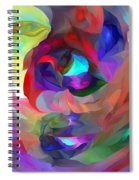 Coming To Consciousness Spiral Notebook