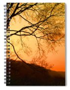 Coming Up Spiral Notebook
