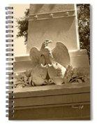 Commemoration II Spiral Notebook