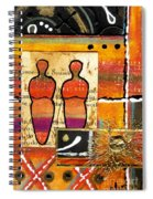Companions I Spiral Notebook