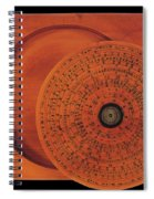 Compass Spiral Notebook