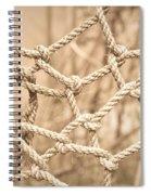 Complicated Spiral Notebook