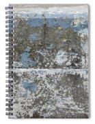 Concrete Blue 1 Spiral Notebook