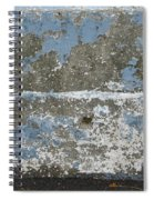 Concrete Blue 2 Spiral Notebook