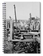 Confederate Cannon Spiral Notebook