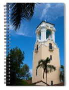 Congregational Church Of Coral Gables Spiral Notebook