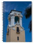 Congregational Church Tower Spiral Notebook