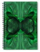 Conjoint - Emerald Spiral Notebook