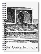 Connecticut: Charter Box Spiral Notebook
