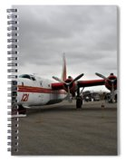 Consolidated Pb4y-2 Privateer Spiral Notebook