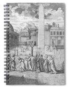 Constantinople, 1727 Spiral Notebook