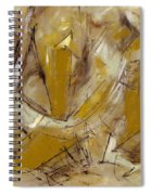 Contemperary Painting 39 Spiral Notebook