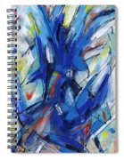 Contemporary Painting Six Spiral Notebook