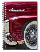 Continental IIi Spiral Notebook