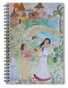 Contos De Fadas Spiral Notebook