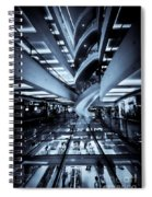 Convergence Zone Spiral Notebook