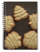 Cookie Treat For You Spiral Notebook