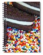 Cookies Spiral Notebook