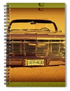 Cool Impala Spiral Notebook